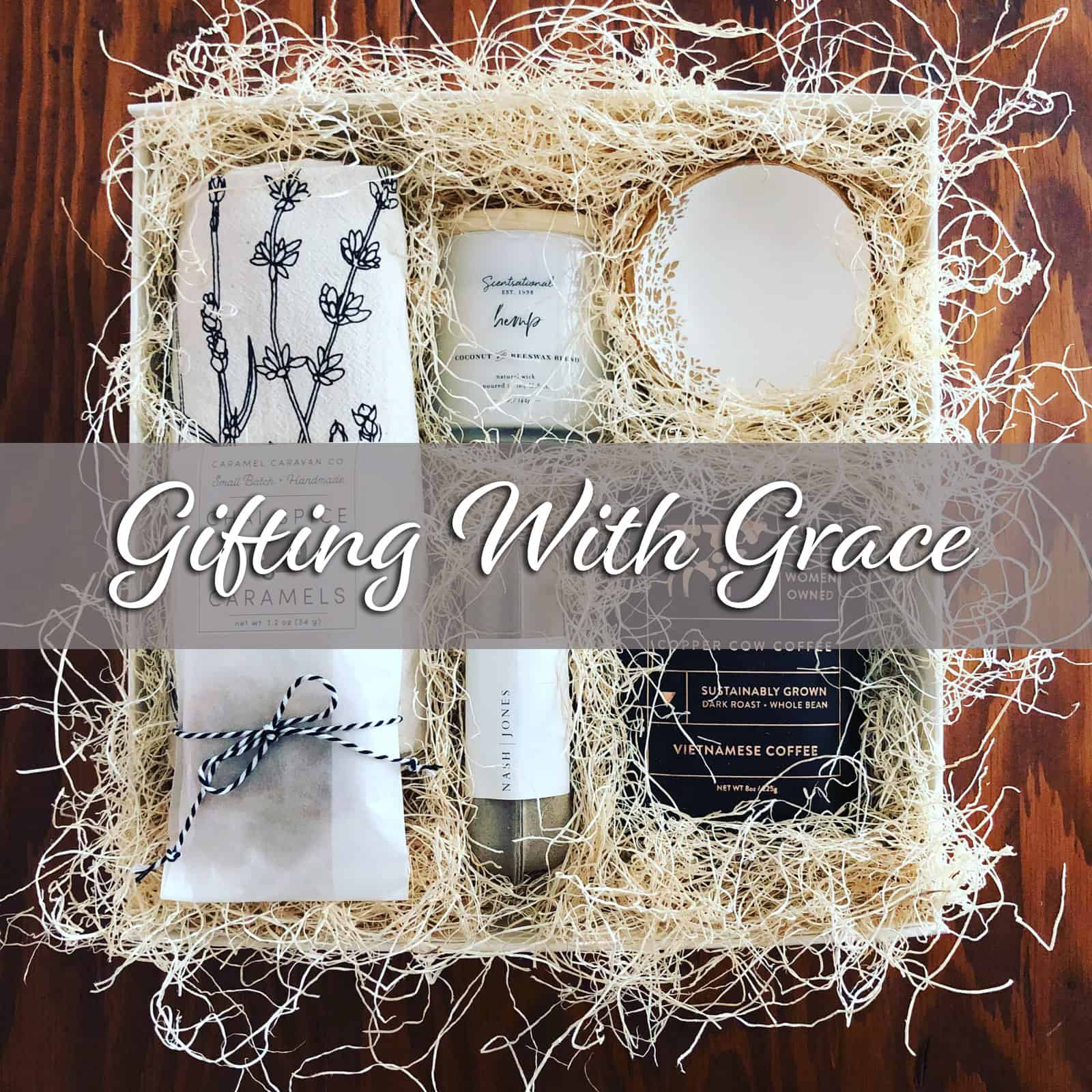 Gifting With Grace Gift Baskets