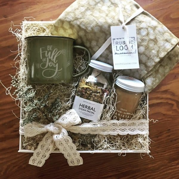 custom gift box for the coffee lover in your life