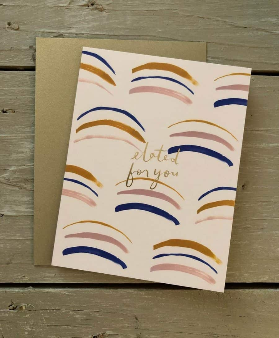 elated for you notecard collection at kindred and kel wichita ks