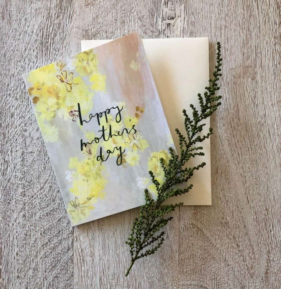 HAPPY MOTHERS DAY NOTECARD COLLECTION AT KINDRED AND KEL WICHITA KS