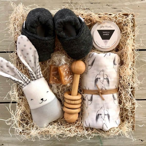 baby boy gift box kindred and kel wichita ks