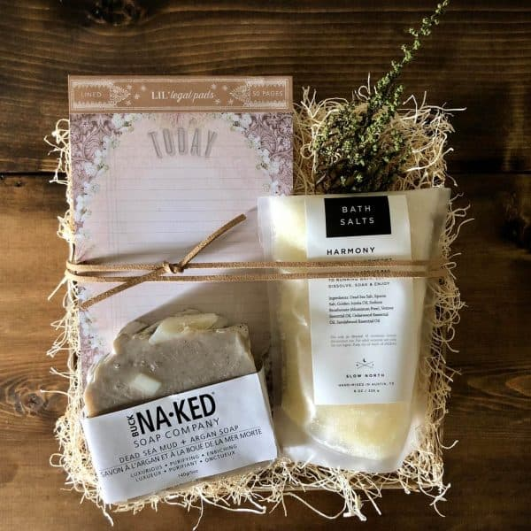 Gift Box for Her Pampered Collection Kindred and Kel Wichita KS