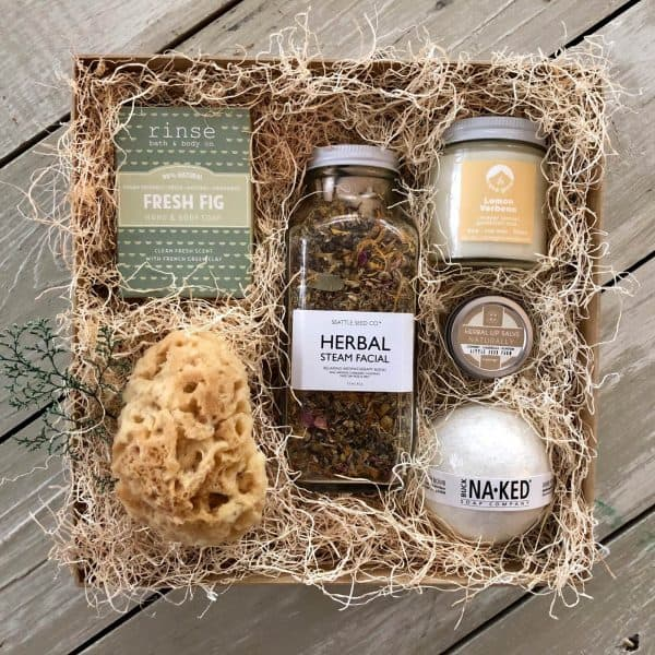 refreshing gift box for her wichita ks kindred and kel