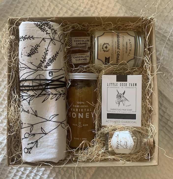 nest gift box