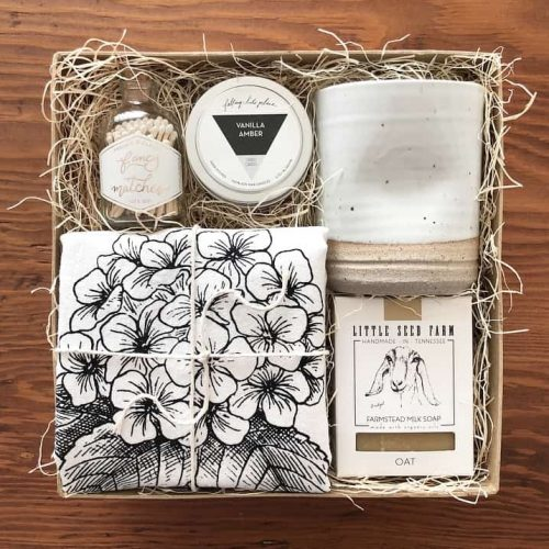 haven gift box by kindred and kel